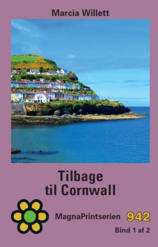 Cover af Marcia Willett's bog Tilbage til Cornwall