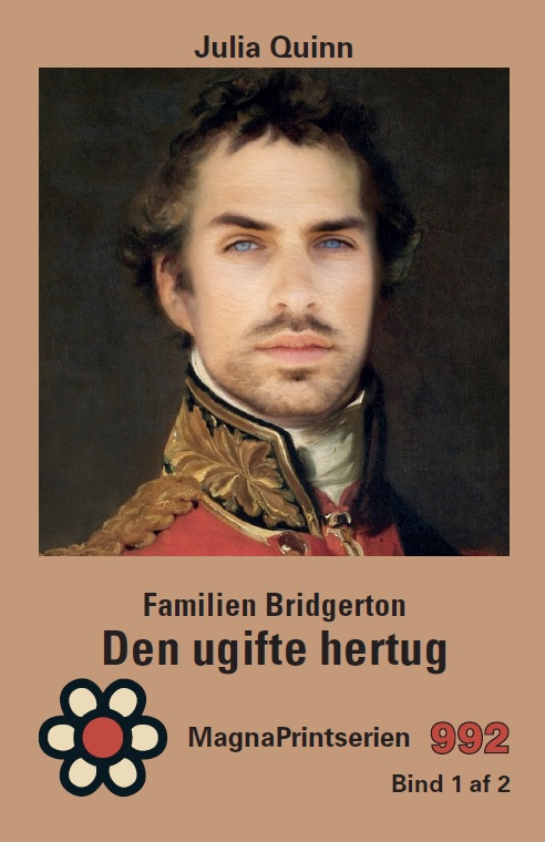 Familien Bridgerton Den Ugifte Hertug Nyt Dansk Litteraturselskab